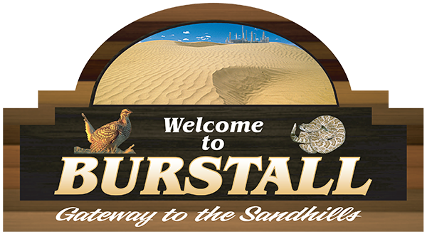 Welcome to the Town of Burstall, Saskatchewan